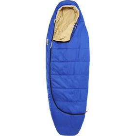The North Face Plus Trail Synthetic 20 Sleeping Bag Regular blue/hemp